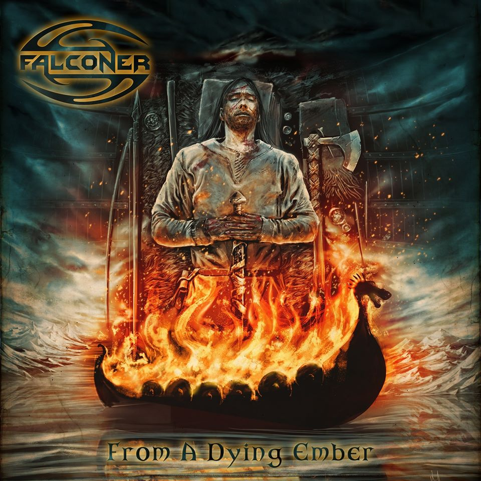 FALCONER From a Dying Ember (2020) Power/Folk Metal Suède 97397910