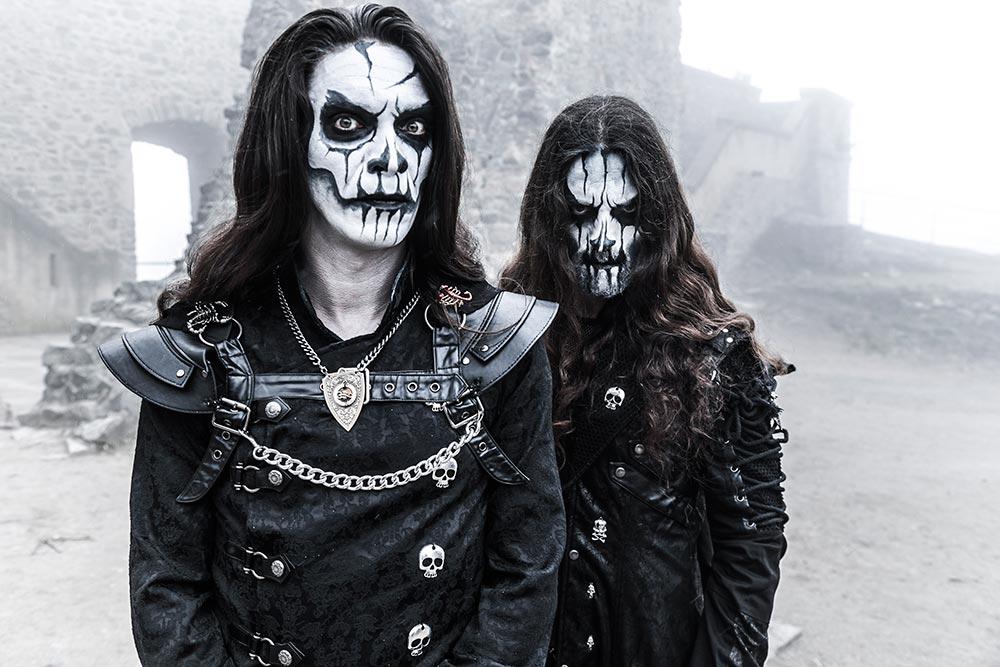 CARACH ANGREN Franckensteina Strataemontanus (2020) Black Metal Hollande  97440210