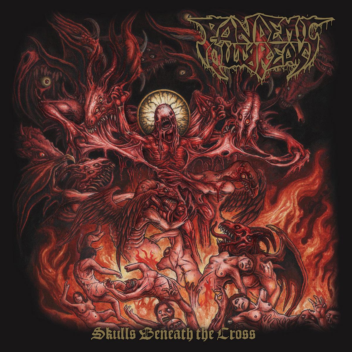 PANDEMIC OUTBREAK Skulls Beneath the Cross (2021) Thrash/Death Metal POLOGNE A0921810