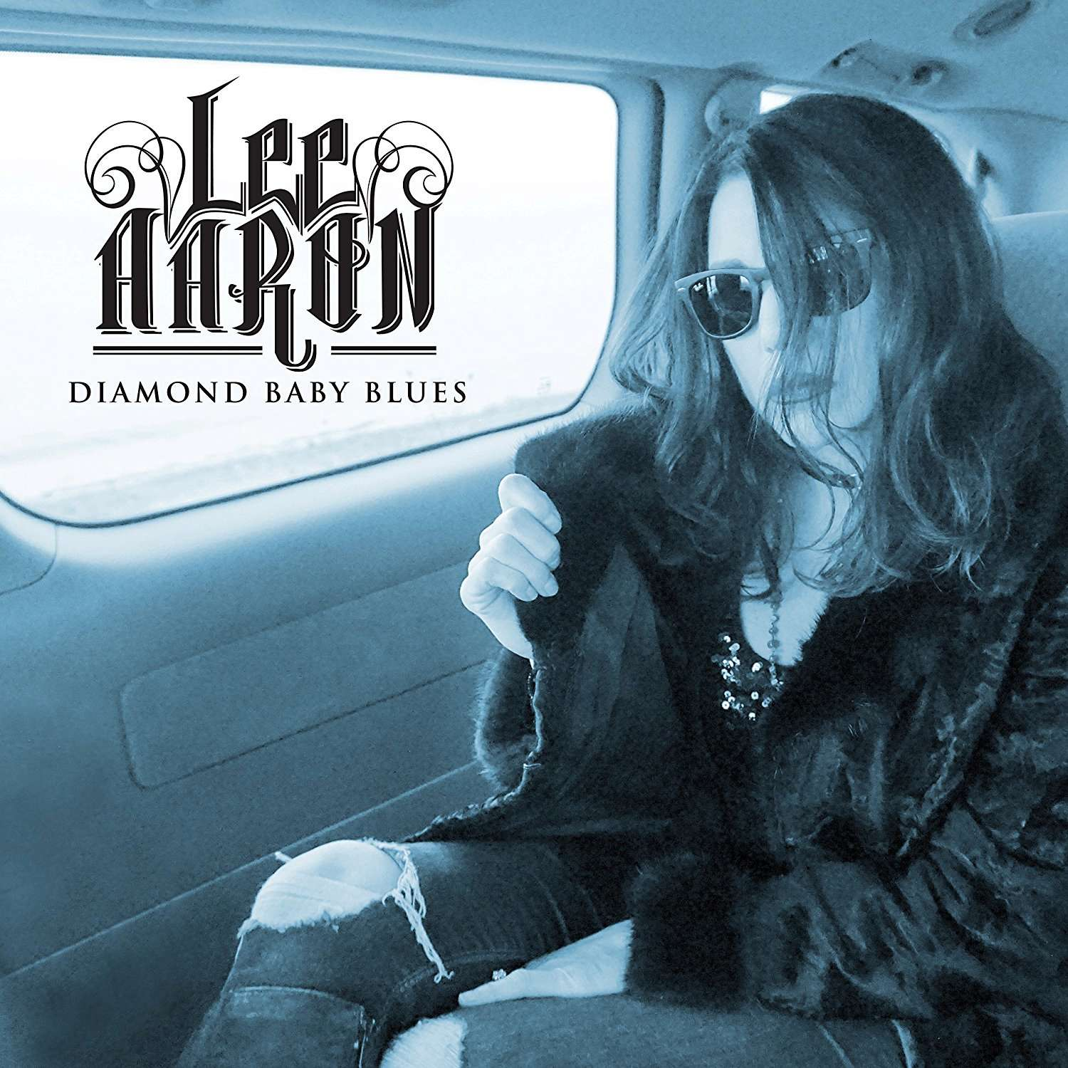 LEE AARON Diamond baby blues (2018) Hard-Rock CANADA A117z-10