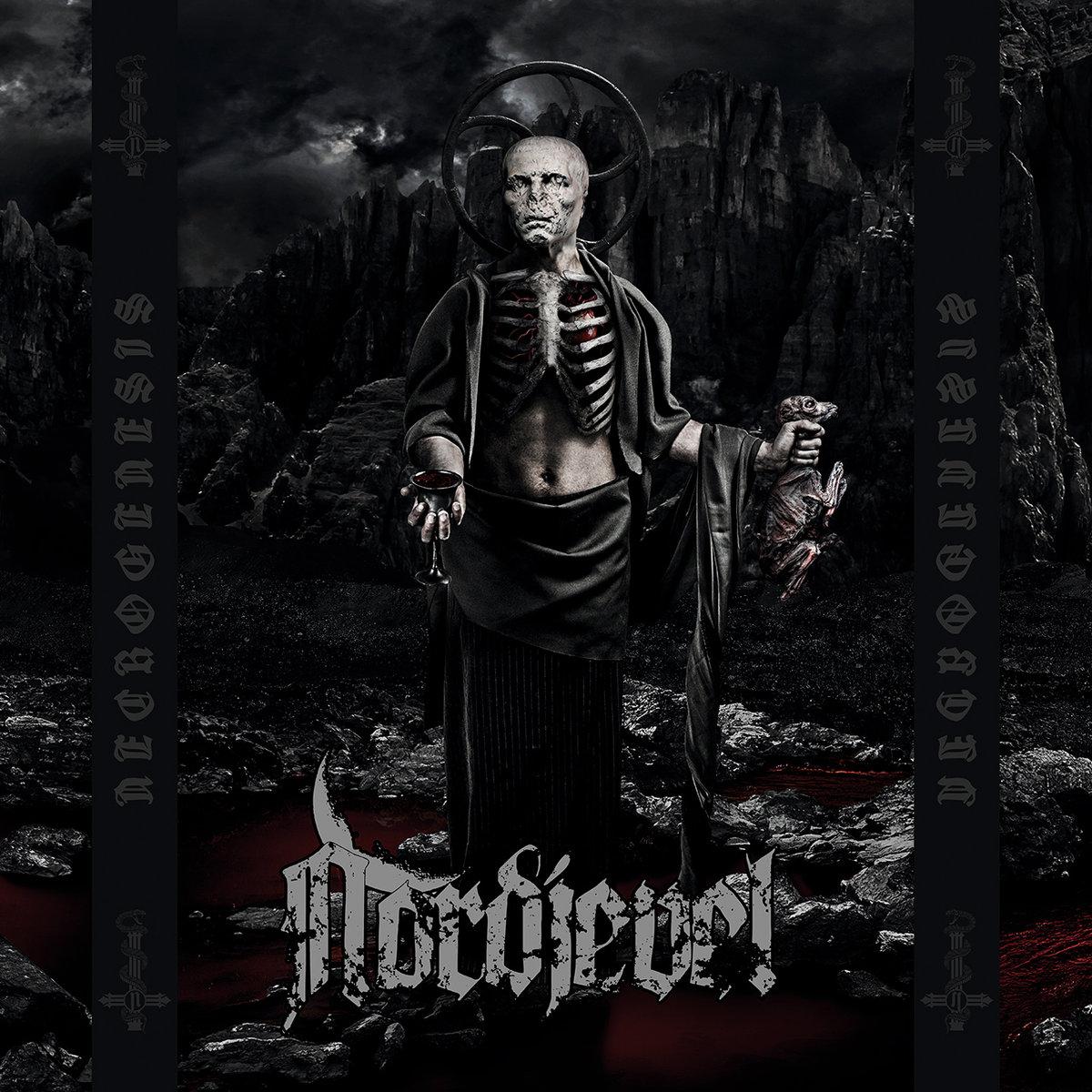 NORDJEVEL Necrogenesis (2019) Black Metal Norvège A1344010