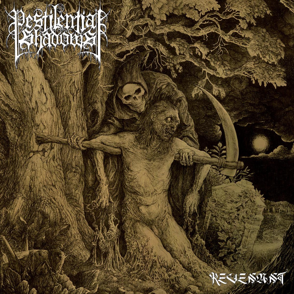 PESTILENTIEL SHADOWS Revenant (2021) Black Metal Australie A1419410