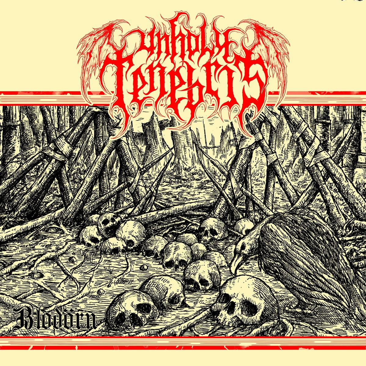 UNHOLY TENEBRIS Blodörn (2019) Black Metal Suède A3093910