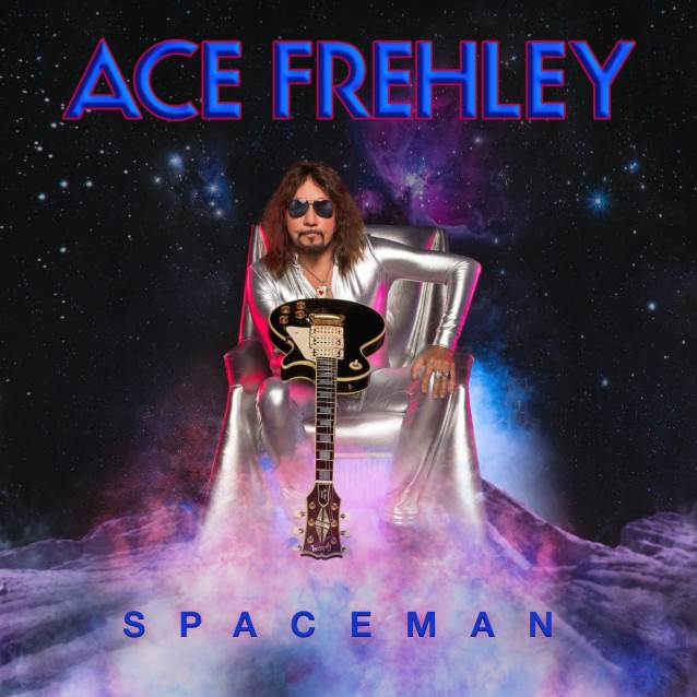 ACE FREHLEY Spaceman (2018) Hard-Rock  Acefre10