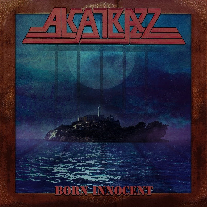 ALCATRAZZ Born Innocent (2020) Heavy-Métal U.S.A Alcatr10