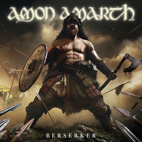 AMON AMARTH Berserker (2019) Viking Metal Suède Amon-610