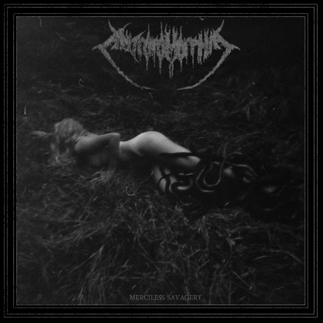 ANTROPOMORPHIA Merciless Savagery (2019) Death Metal  Antrop10
