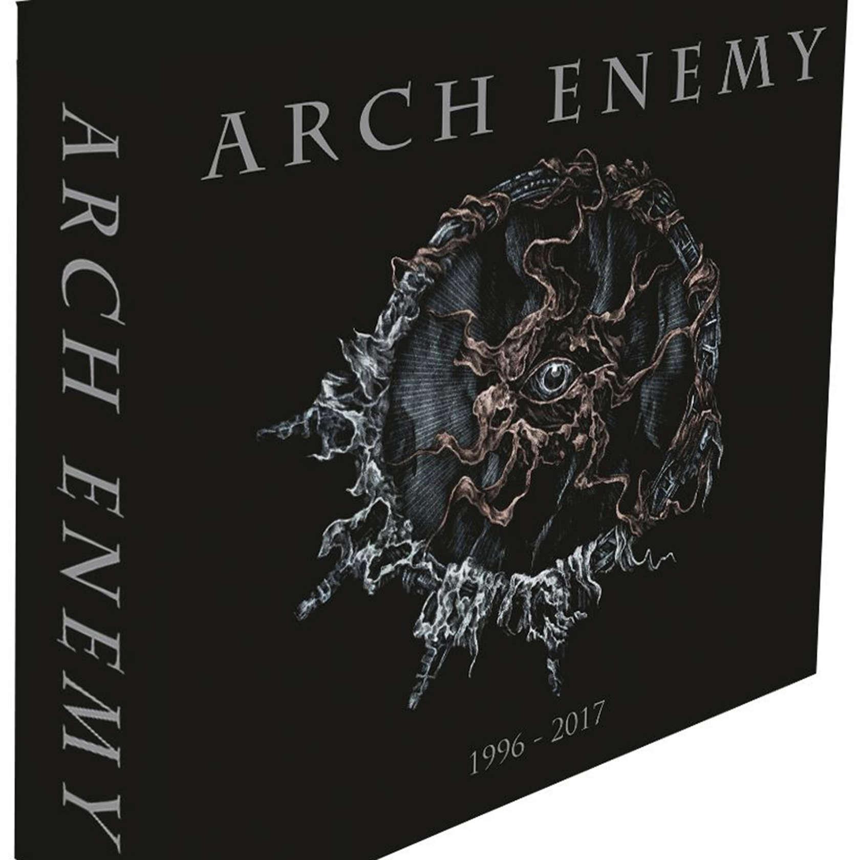 "ARCH ENEMY Boxset ""1996 - 2017"" Edition 12 LP's Picture ... Arch_m10"