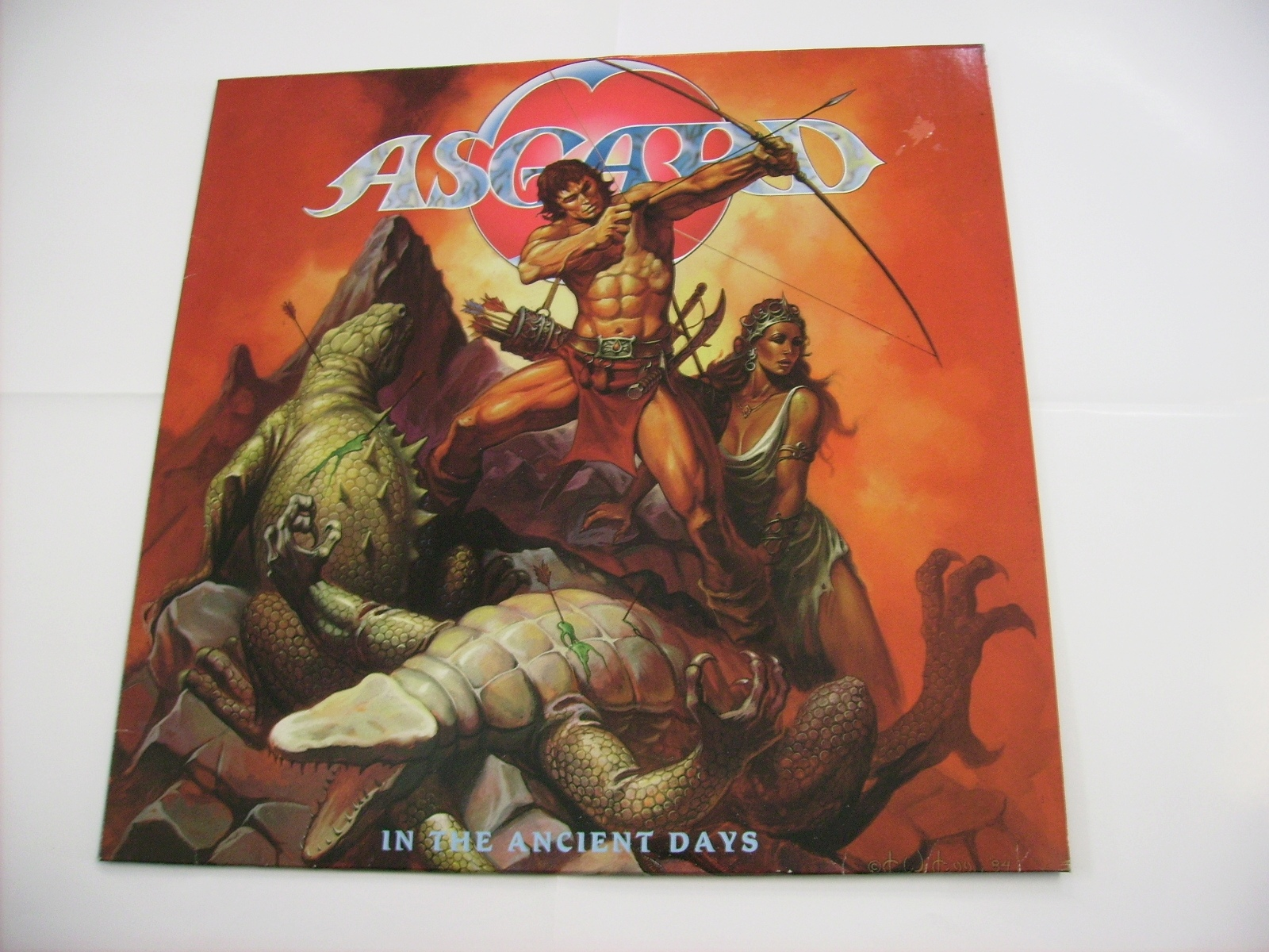 ASGARD In the Ancient Days (1986) HEAVY METAL Allemagne Asg_0010