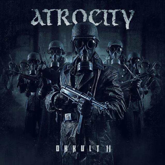 ATROCITY Okkult II (2018) Death Metal ALLEMAGNE Atroci10