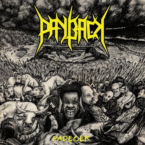 PAYBACK Padecer (2020) Thrash Metal Brésil B4b08510
