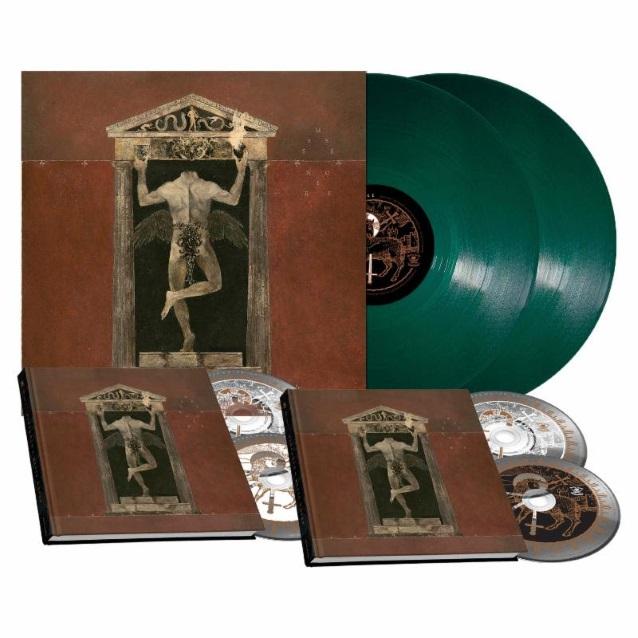 BEHEMOTH Messe noire (2018) DVD/BLURAY/CD/VINYLE Behemo10