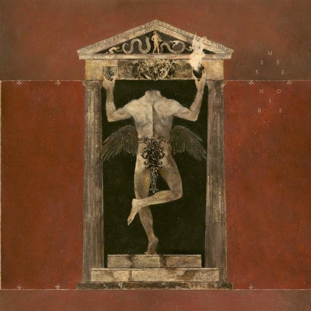 BEHEMOTH Messe noire (2018) DVD/BLURAY/CD/VINYLE Behemo11