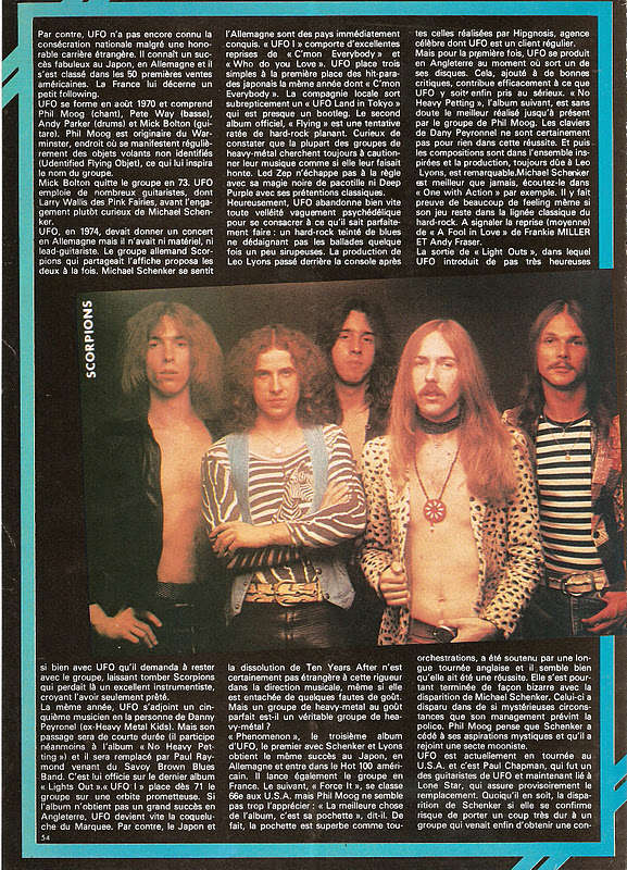 "Heavy Metal en Série B ... (Archive ""Best"" Septembre 1977) Best1114"