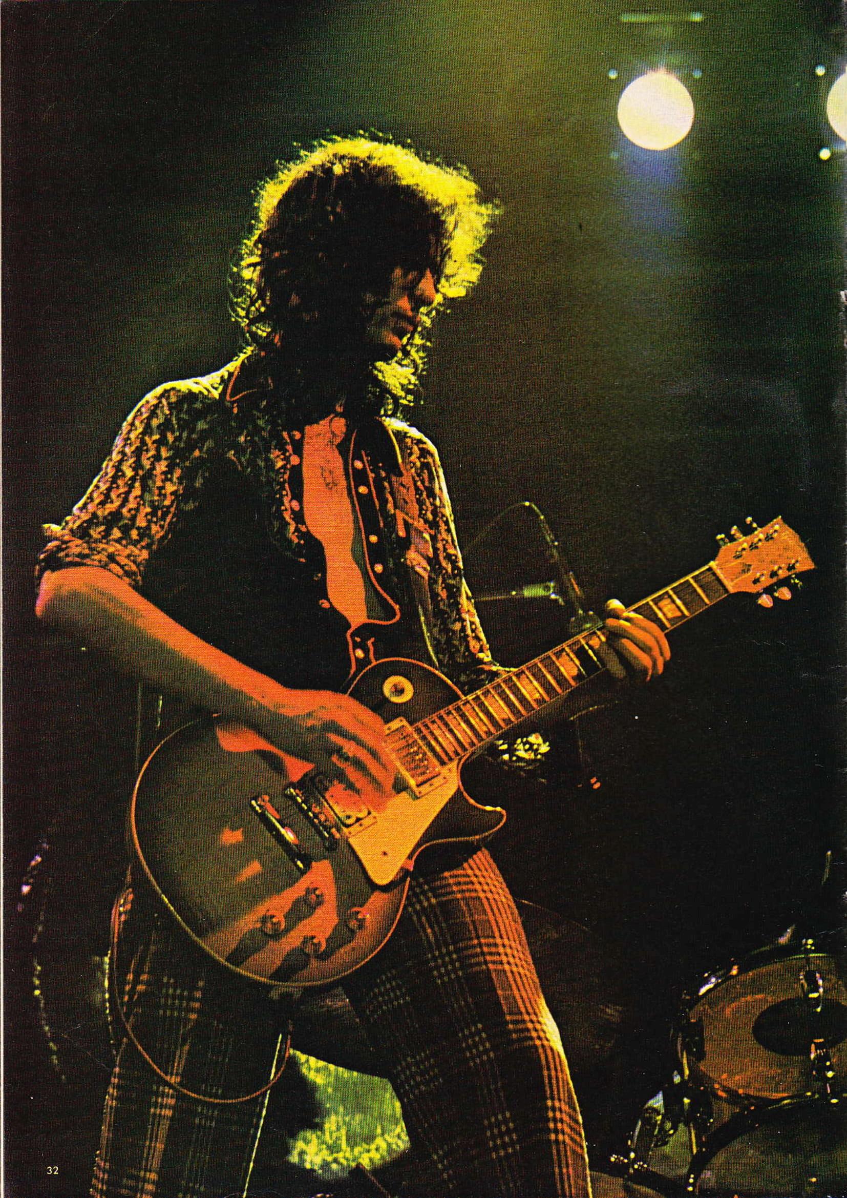 LED ZEPPELIN dans BEST N°93 Avril 1976 (Archive à lire) Best_917