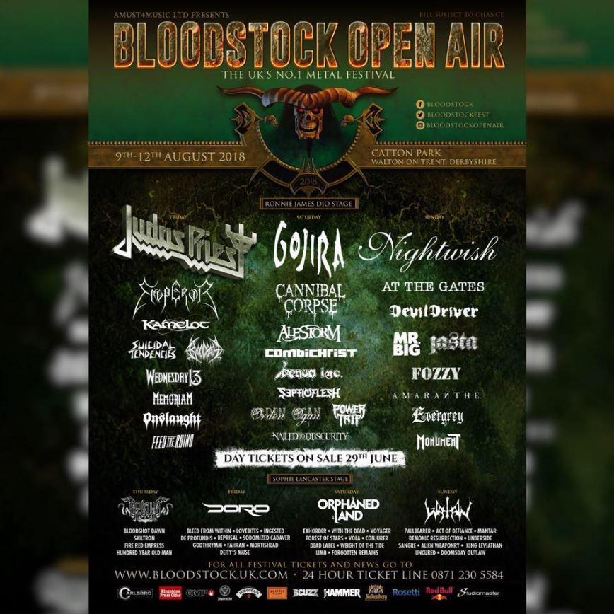 POWER TRIP Live au Bloodstock 2018 (Set complet en HD) Bloods10