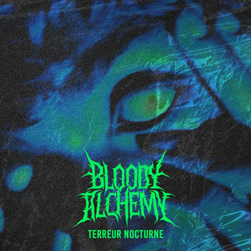 BLOODY ALCHEMY Terreur nocturne (2021) Nouveau clip Bloody11