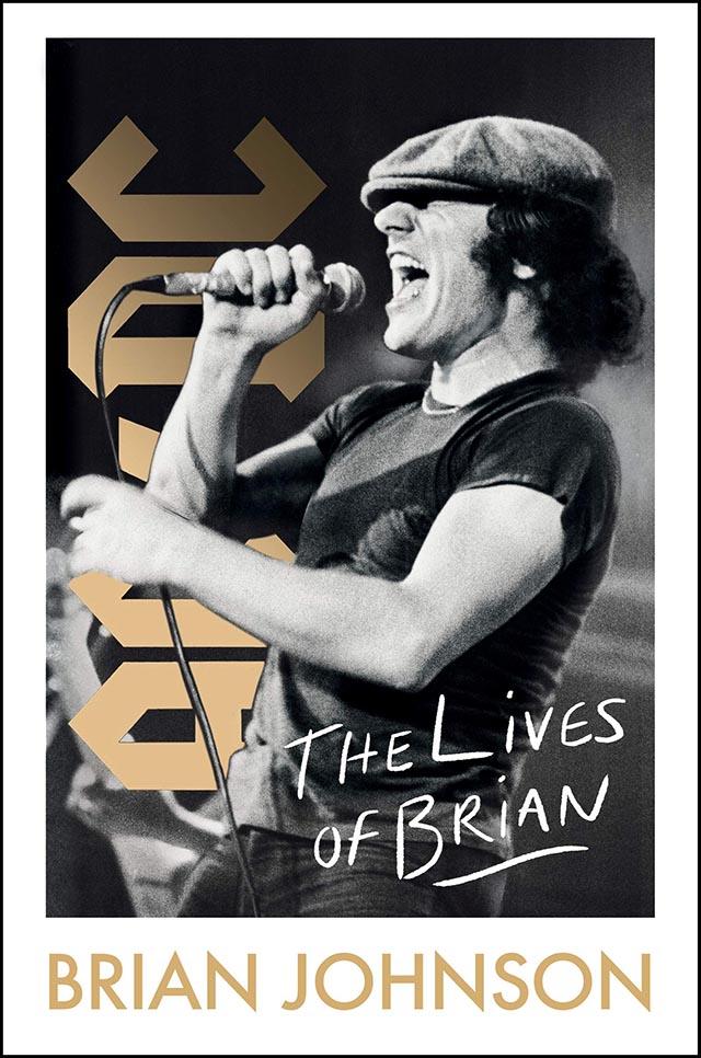 Brian Johnson d'AC/DC publiera des mémoires couvrant sa carrière de chanteur ... Brianj10