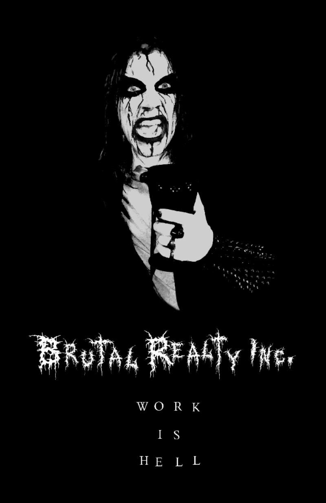 BRUTAL REALTY, INC (2019) Film satire sur le Black Métal ... Brutal10