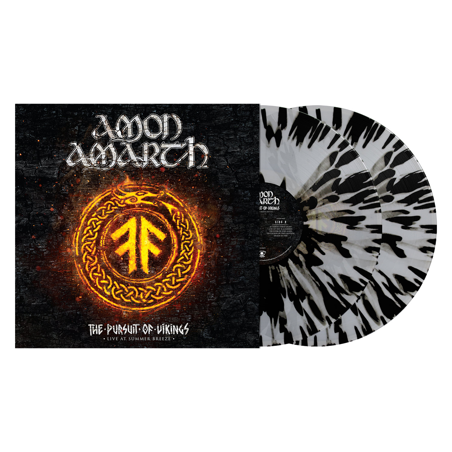 AMON AMARTH The Pursuit Of Vikings: 25 Years In The Eye Of The Storm (2018) Metal VIKING !  C6694f10