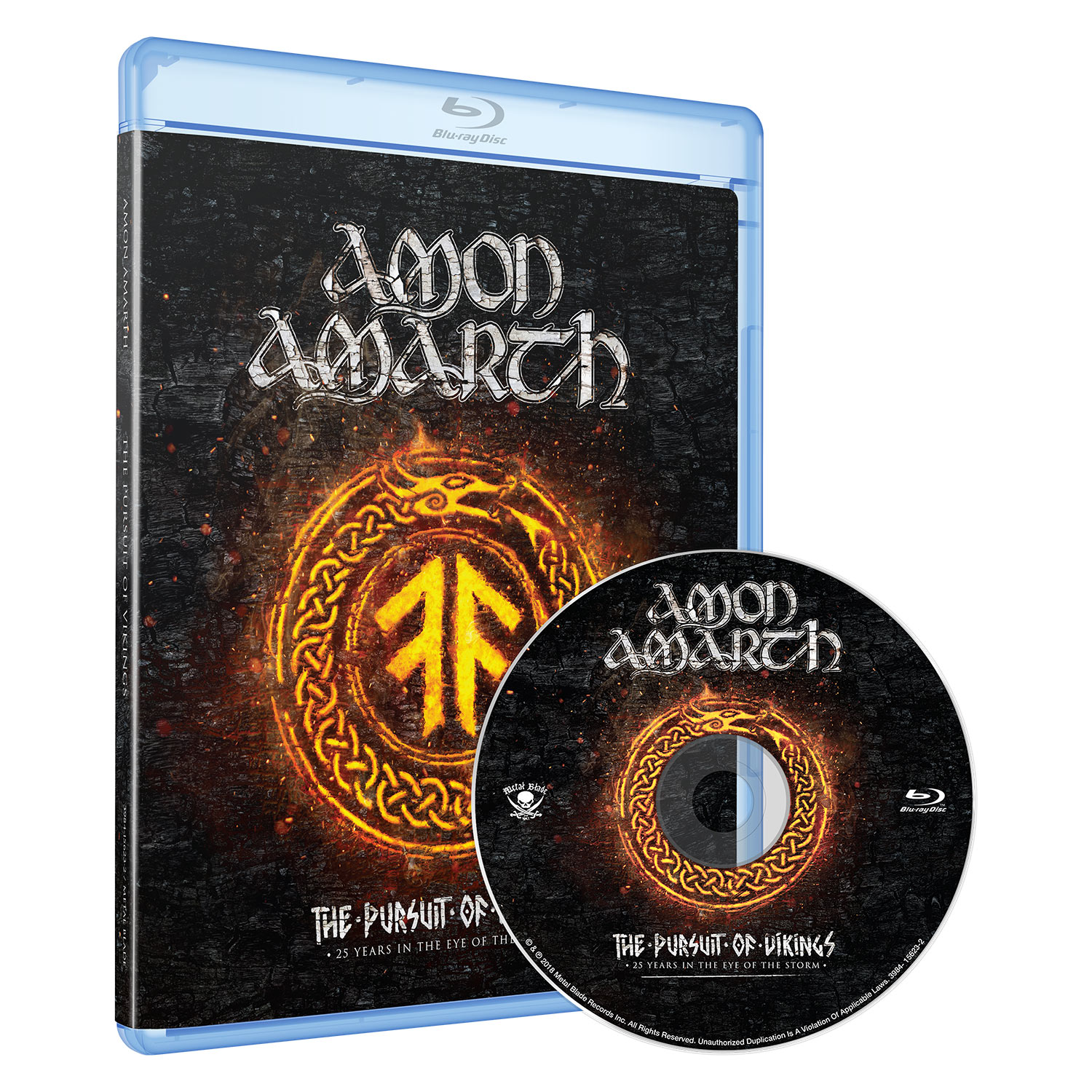 AMON AMARTH The Pursuit Of Vikings: 25 Years In The Eye Of The Storm (2018) Metal VIKING !  C746dd10
