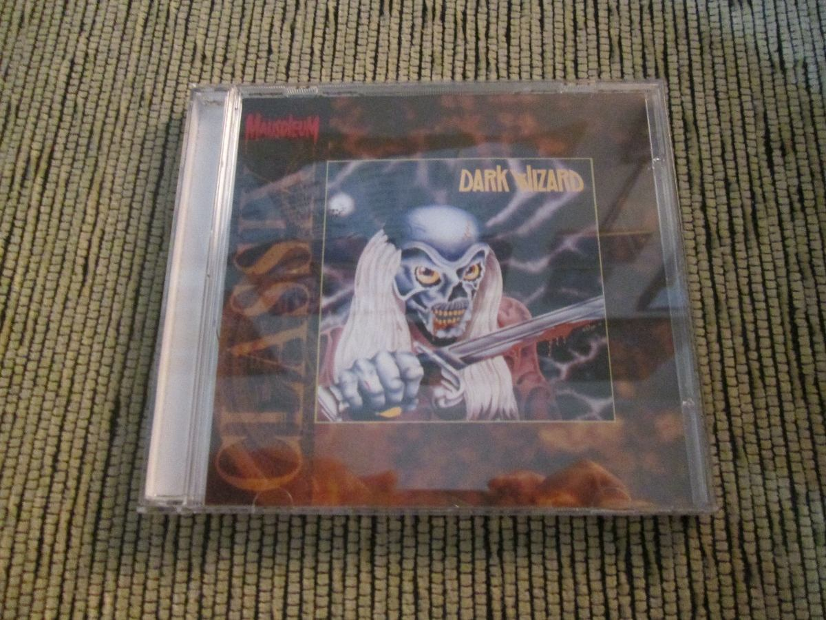 Dark Wizard - Devil's Victim (ep) - 1984 - Pays-Bas Cd-imp10
