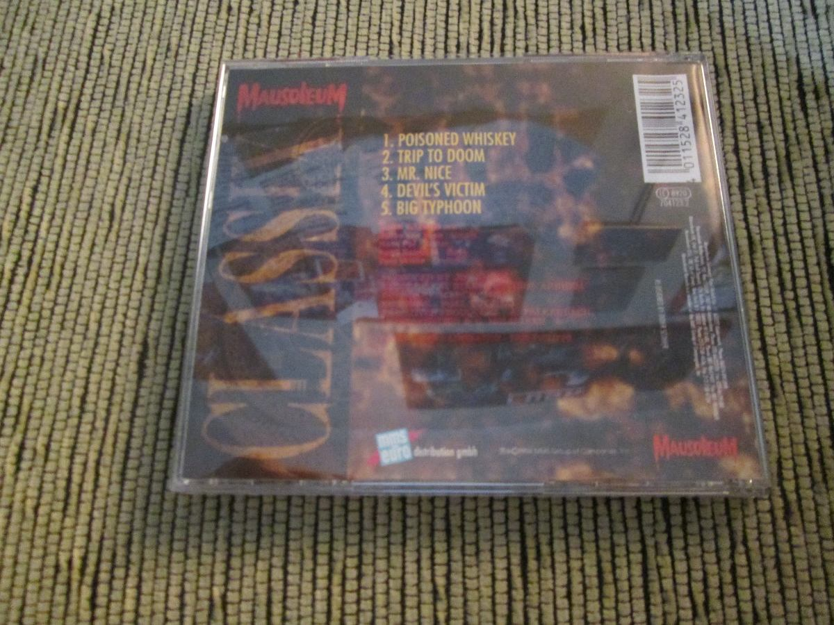 Dark Wizard - Devil's Victim (ep) - 1984 - Pays-Bas Cd-imp11