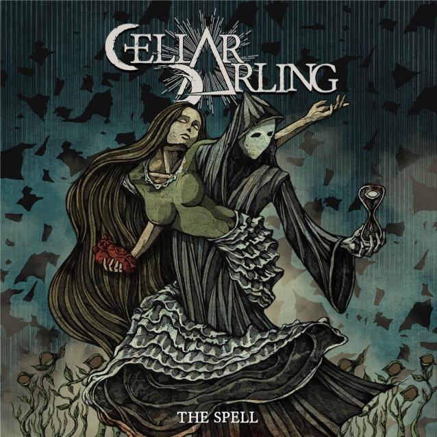CELLAR DARLING The Spell (2019) Folk, Metal ... Suisse Cellar10