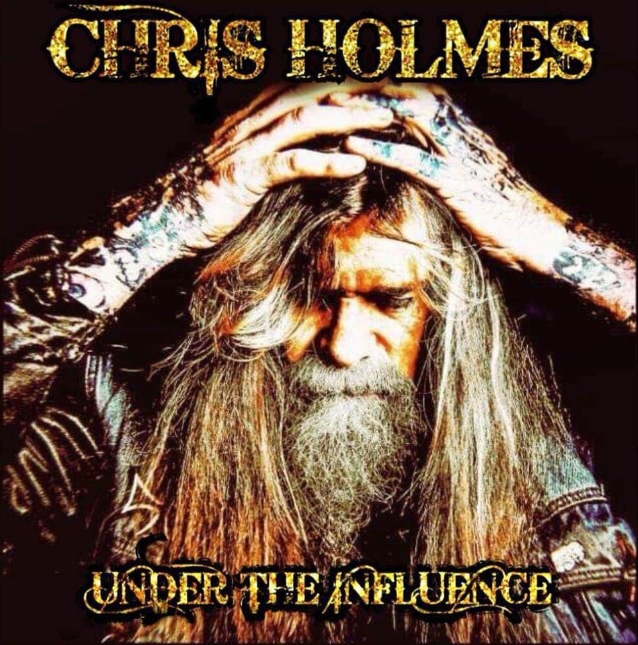 CHRIS HOLMES Under The Influence (2018) E.P USA Chrish10