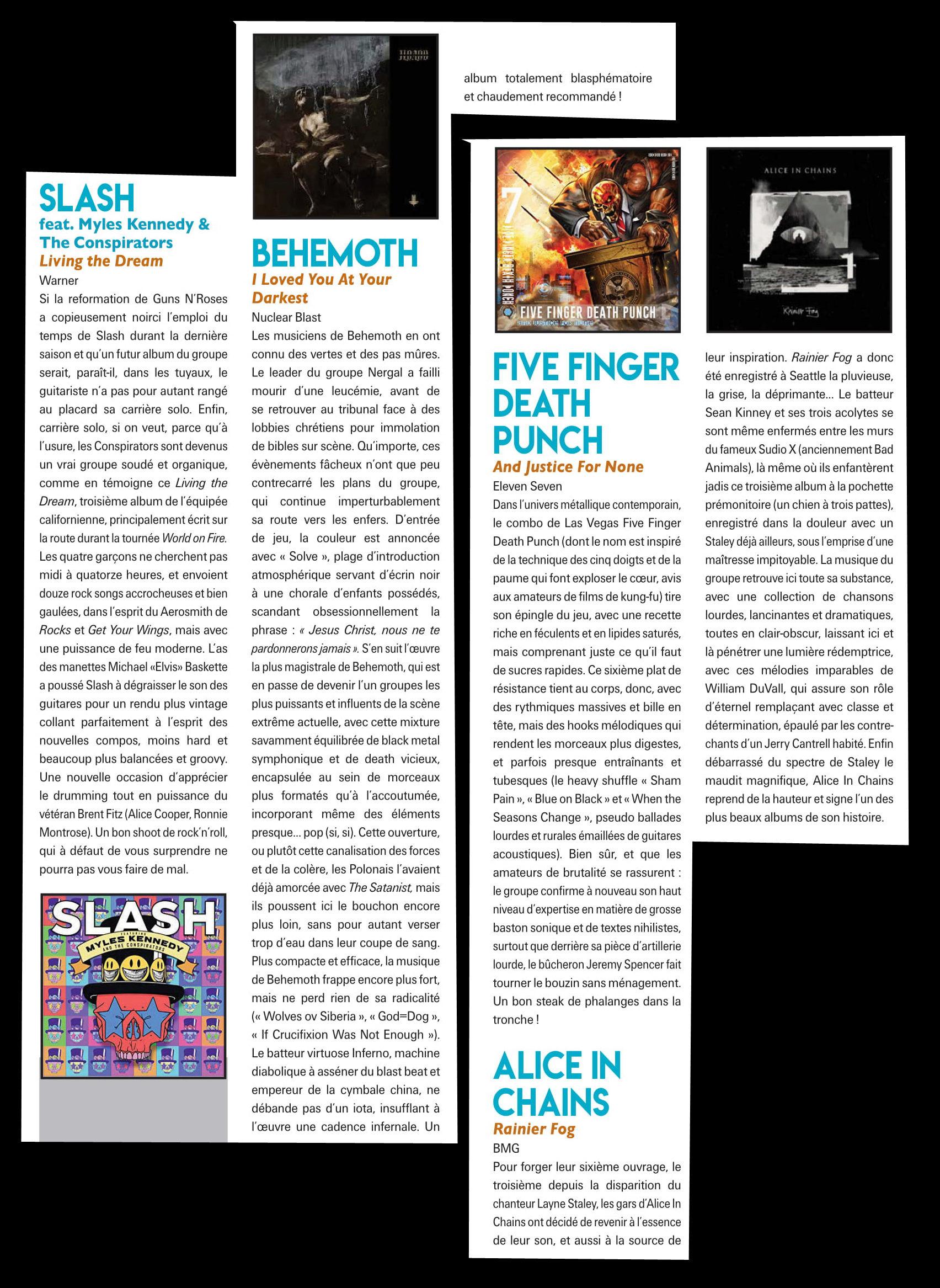 Les NEWS du METAL en VRAC ... - Page 33 Chroni10