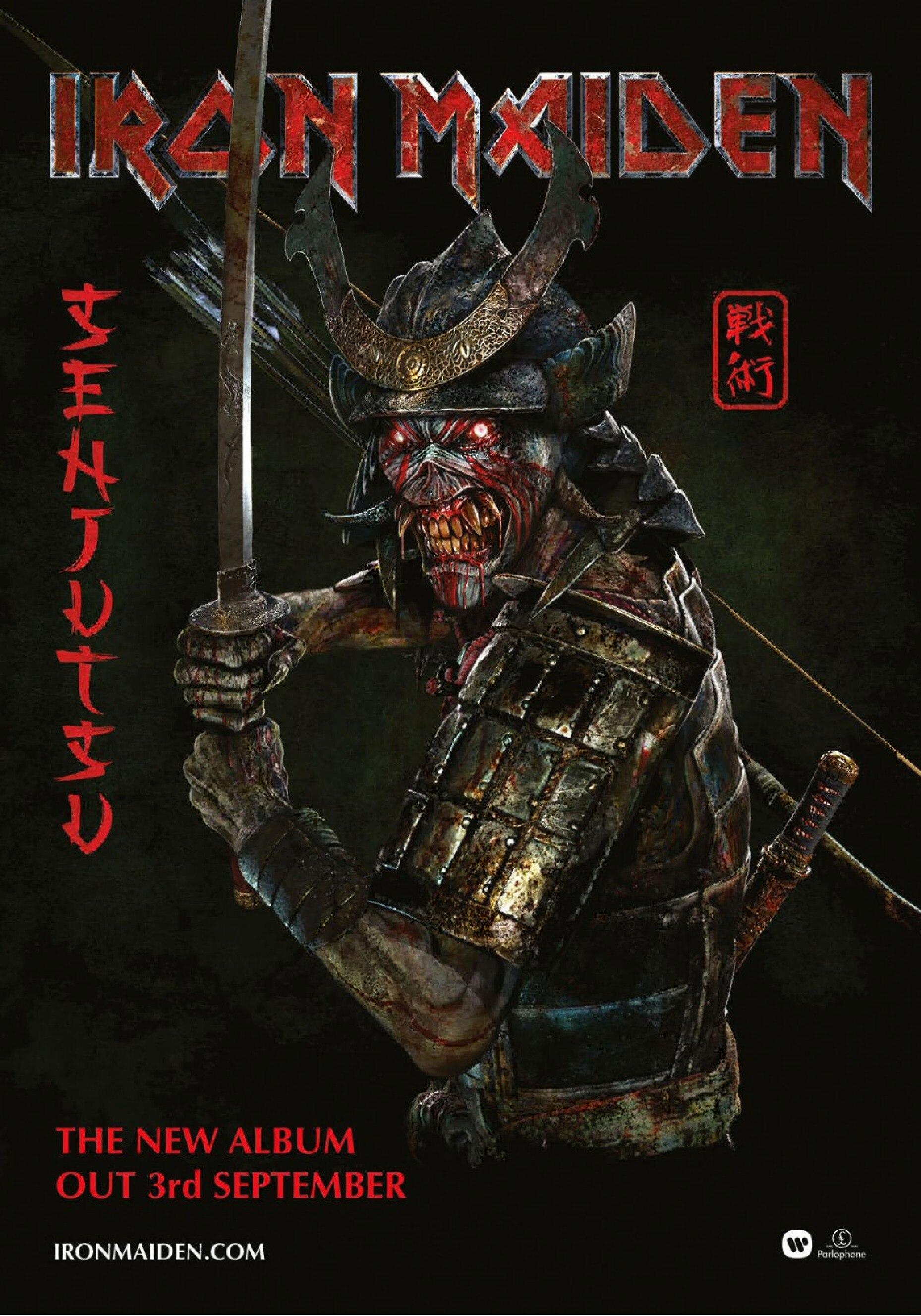 """IRON MAIDEN - """"Senjutsu"""" - sortie le 3 septembre 2021 - Page 2 Classi26"""