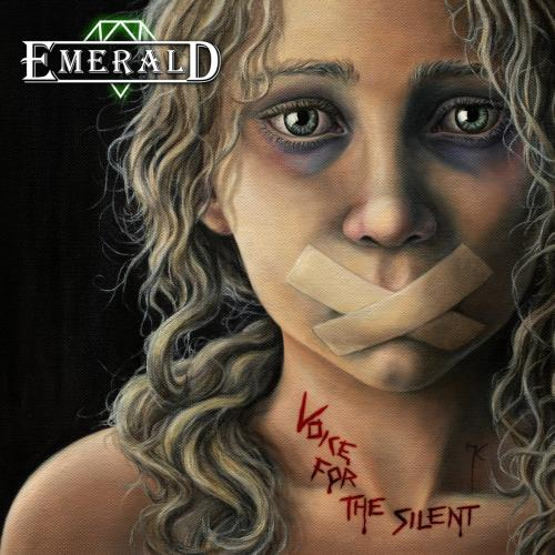 EMERALD Voice For The Silent (2017) Heavy Metal HOLLANDE Cover10