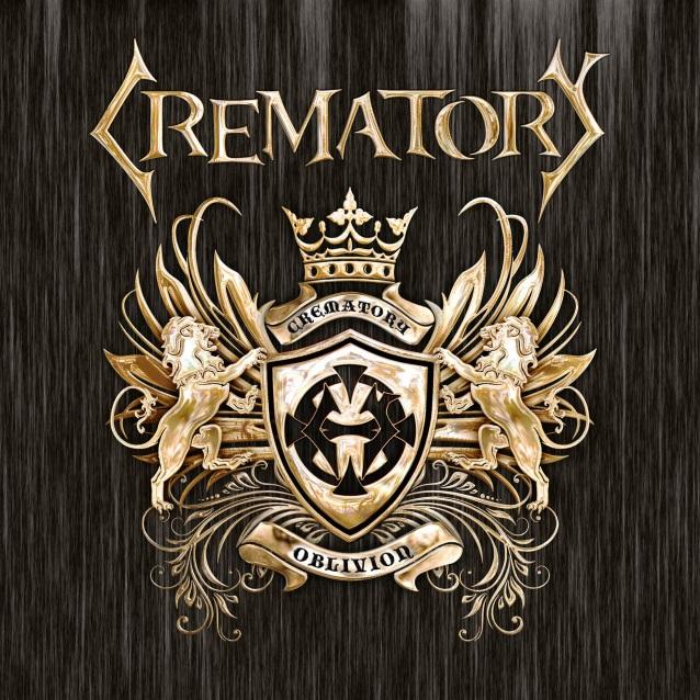 CREMATORY Oblivion (2018) Gothic Metal ALLEMAGNE Cremat10