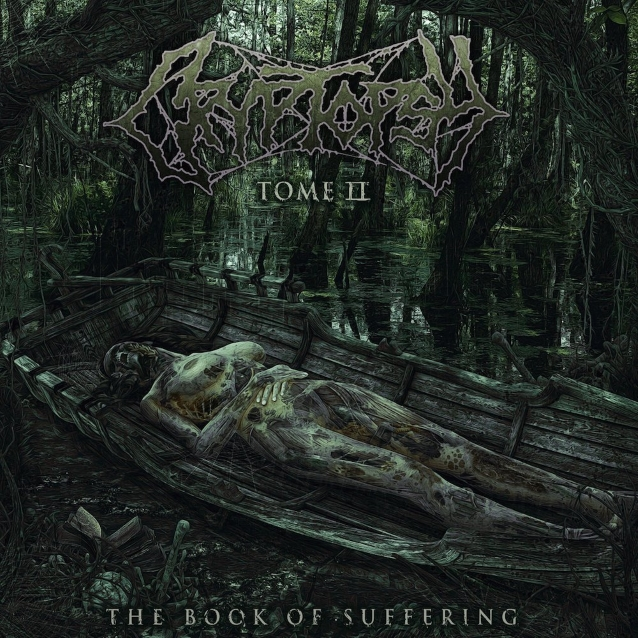 CRYPTOPSY The Book Of Suffering - Tome II (2018) E.P Death Metal CANADA Crypto10