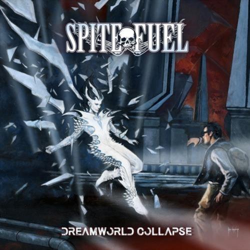 SPITEFUEL Dreamworld Collapse (2018) Heavy/Speed ALLEMAGNE D16ef910