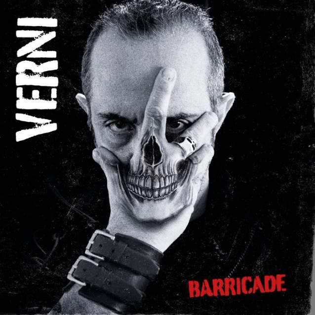 Le bassiste d'OVERKILL (DD Verni) et son premier album solo pour 2018 ... Ddvern11