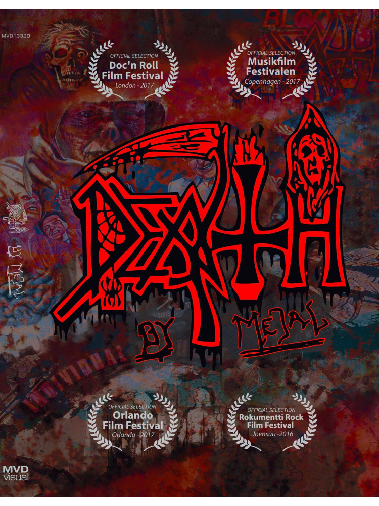 "DEATH ""By Metal"" (Documentaire DVD - JUIL 2018) Death-10"