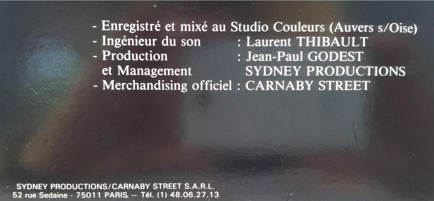 DUM DUM BULLET 1er album (1986) 33 tours - le vinyle vu de plus près ...   Dum_du10