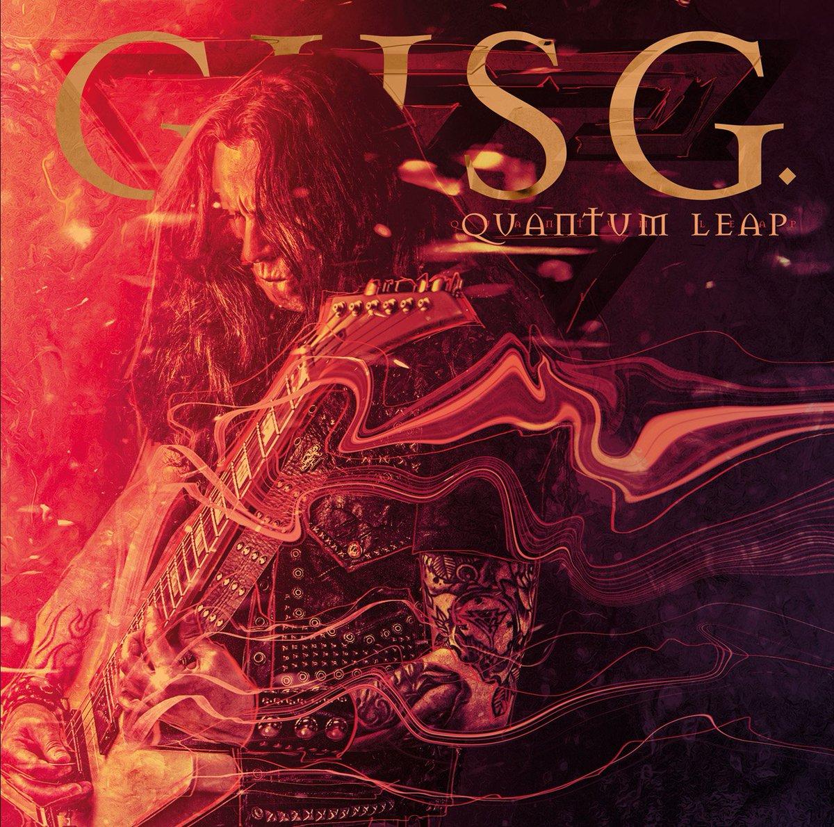 GUS.G Quantum Leap (2021) Instrumental Heavy Metal Grèce E9ejbv10