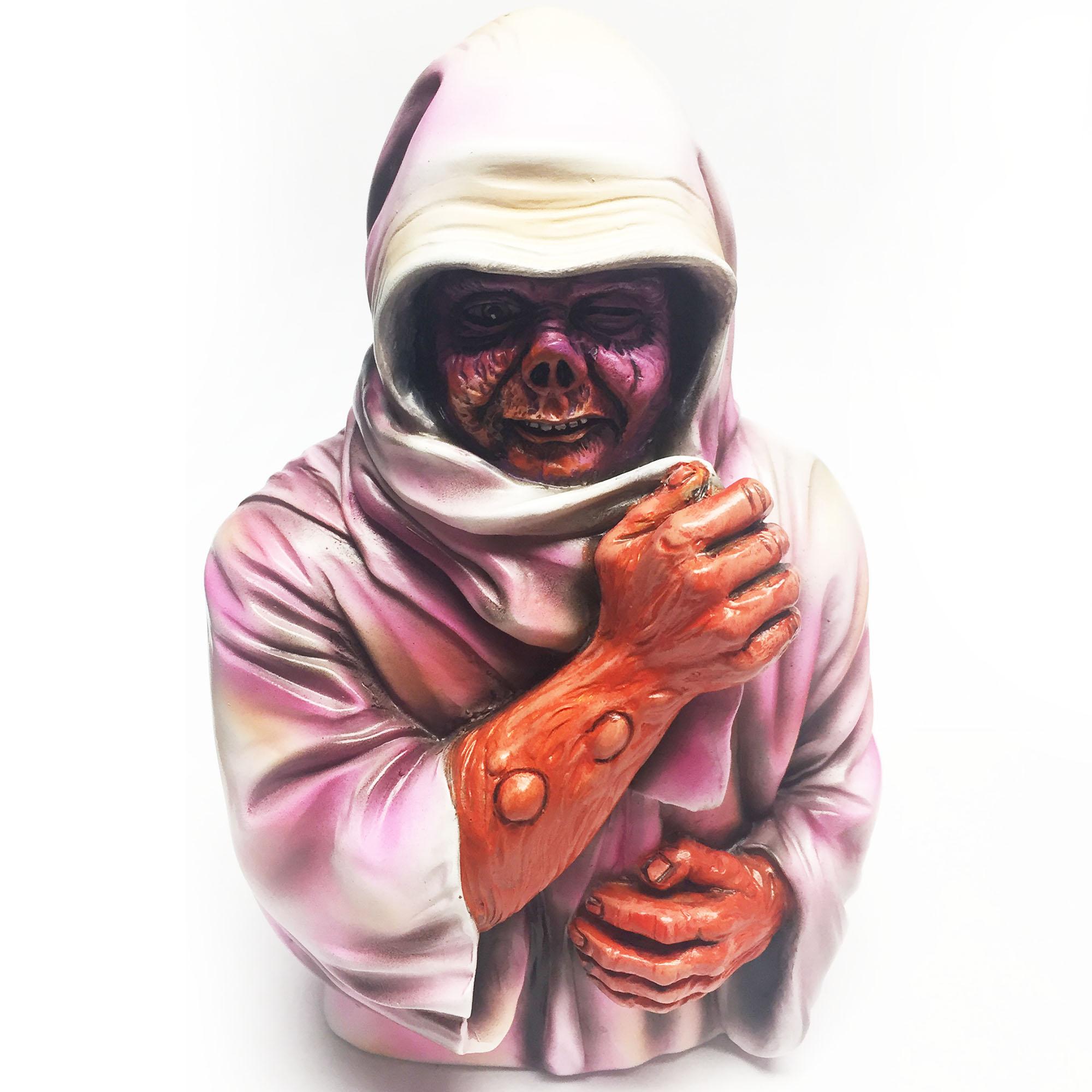 DEATH Leprosy (1988/2019) Réédition + Bust figurine chez RELASPSE RECORDS Eb56d410
