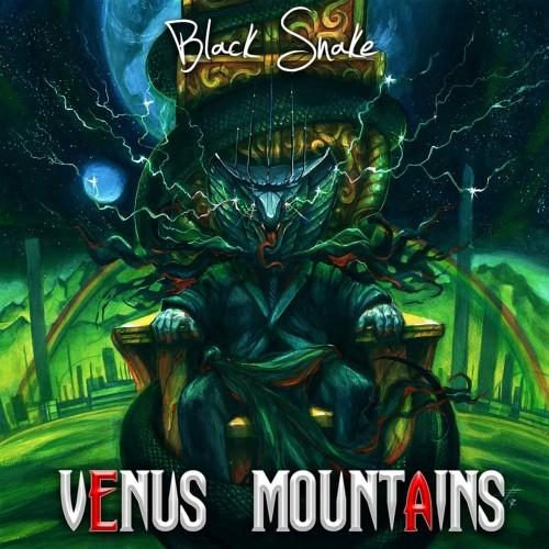 VENUS MOUNTAINS Black Snake (2018) Hard/Heavy ITALIE Ef50dc10