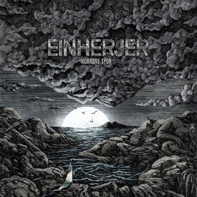 EINHERJER (2018) Viking Metal NORVEGE Einher10