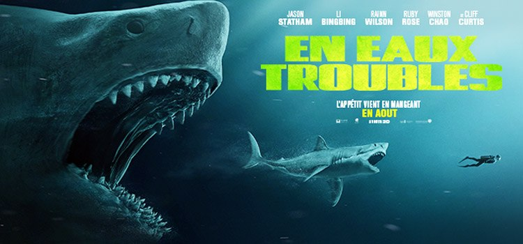 Bande annonce du film EN EAUX TROUBLES ... En-eau10