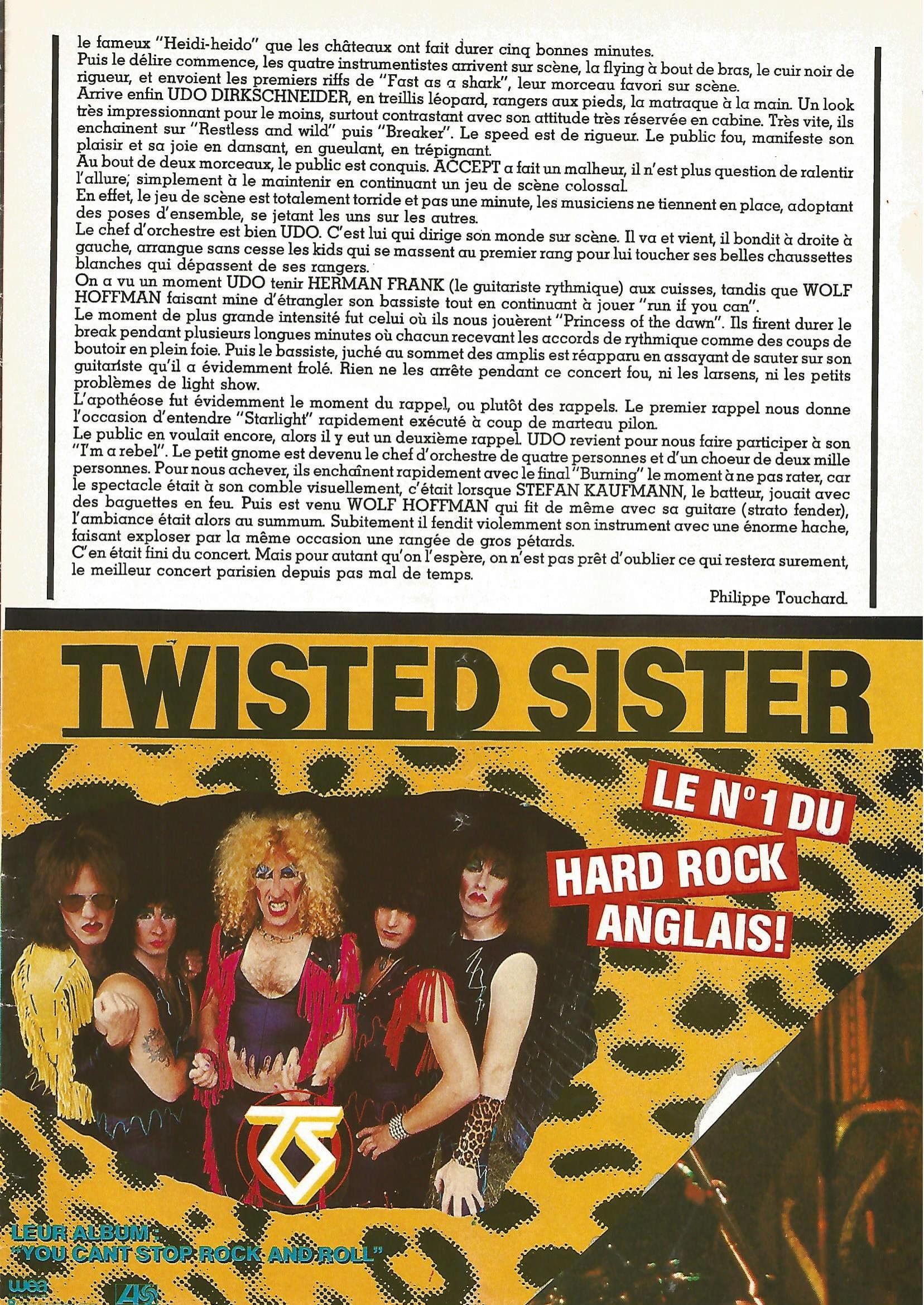 Interview ACCEPT dans ENFER MAG n°2 MAI 1983 (archive) Enfer_31