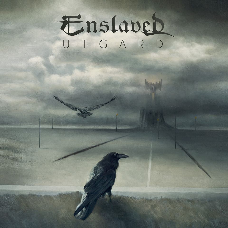 ENSLAVED Utgard (2020) Black Metal Expérimental Norvège Enslav10