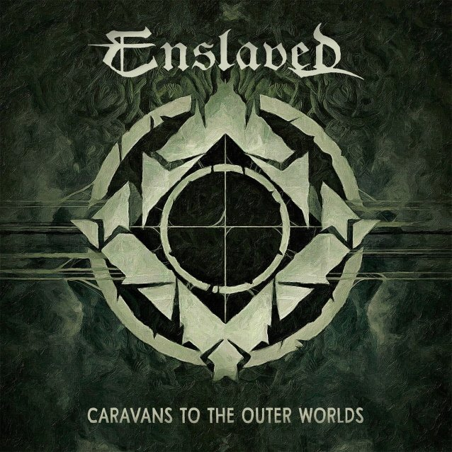 ENSLAVED Caravans To The Outer Worlds (2021) EP Métal Avant Gardiste Norvège Enslav11