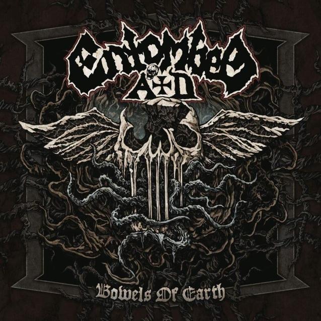 ENTOMBED AD Bowels Of Earth (2019) Death Metal Suède Entomb10
