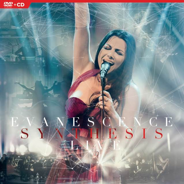 EVANESCENCE Synthesis Live (2018) CD/DVD/BLURAY Metal Symphonic U.S.A Evanes10
