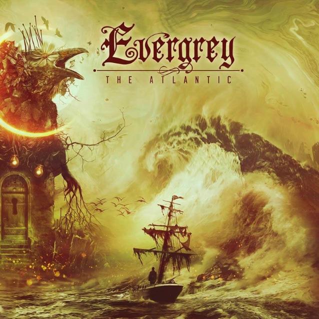 EVERGREY The Atlantic (2019) Metal Suède Evergr10