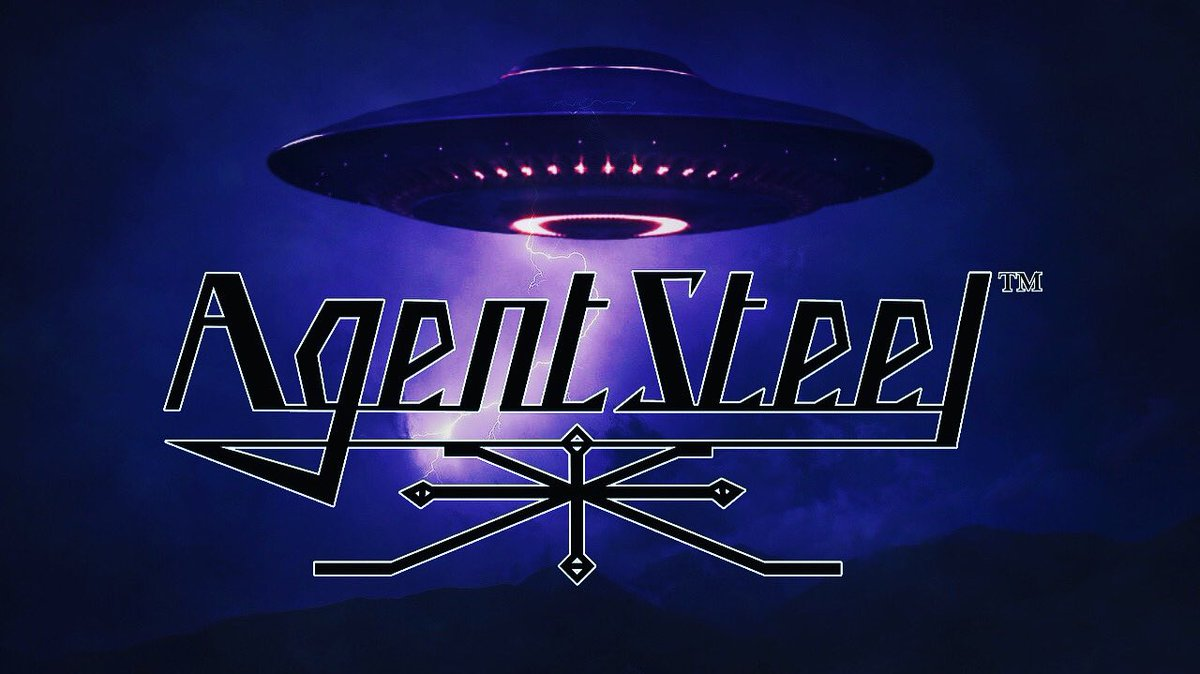 AGENT STEEL No Other Godz Before Me (2021) Speed Metal U.S.A Evsdro10